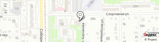Нейро-плюс на карте Кемерово