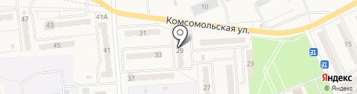 Ваш выбор на карте Бачатского