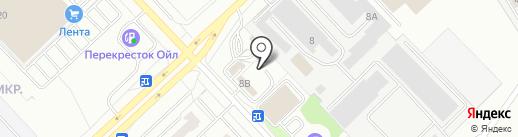 Олимп на карте Кемерово