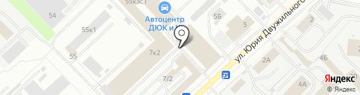 MGroup42 на карте Кемерово