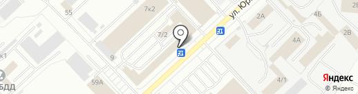 ГДК на карте Кемерово
