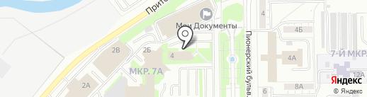 Аристократ на карте Кемерово