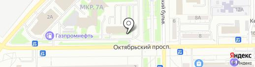 Бизнес-Журнал. Кузбасс на карте Кемерово