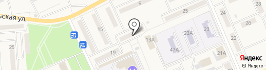 Qiwi на карте Бачатского