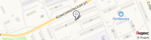 Росгосстрах, ПАО на карте Бачатского