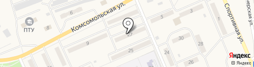 Докторъ УЗИ на карте Бачатского