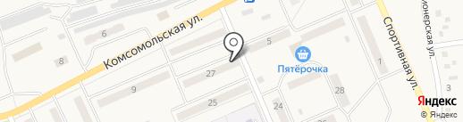 Диагностический кабинет на карте Бачатского
