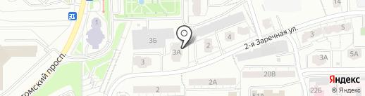 ИнвестФарм на карте Кемерово