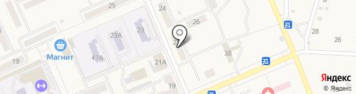 Всё для дома на карте Бачатского