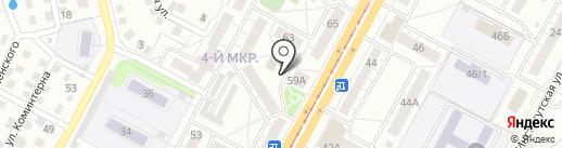 БалтБет на карте Кемерово