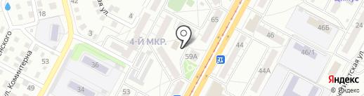 RеволюциЯ на карте Кемерово