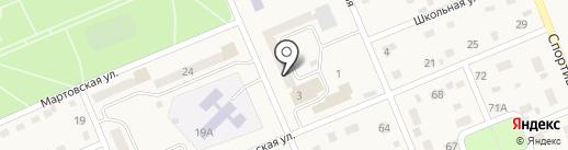 Идиллия на карте Бачатского