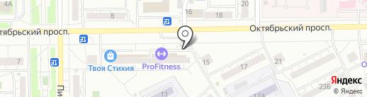 Big Food на карте Кемерово