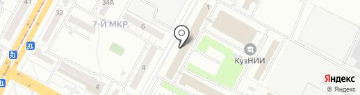 Кем-Ресурс на карте Кемерово