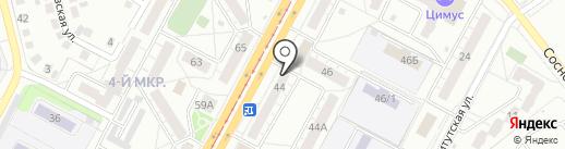 МиниМаг на карте Кемерово