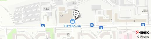Flor2U.ru на карте Кемерово