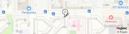 Кушай суши на карте Кемерово