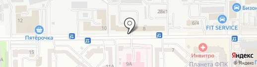 Girolike на карте Кемерово
