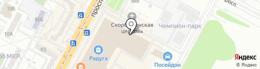Acoola на карте Кемерово