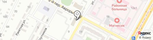 Rock`n`rollы на карте Кемерово