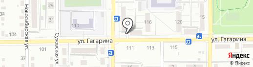 PickPoint на карте Кемерово