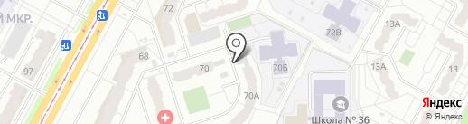 Авто плюс на карте Кемерово