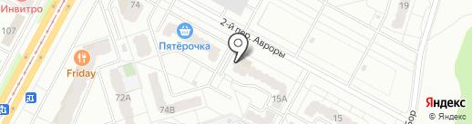 Макароны на карте Кемерово