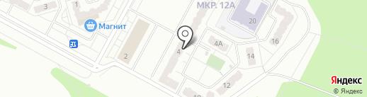 Polly на карте Кемерово