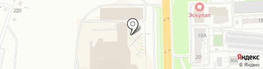 Папа Randy на карте Кемерово