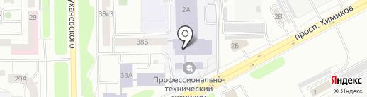 Студенческий научно-технический клуб на карте Кемерово
