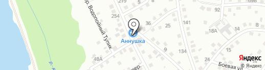 Алёшенька на карте Ленинска-Кузнецкого