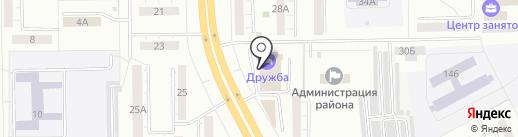 Лотос на карте Кемерово