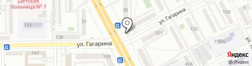 Qiwi на карте Кемерово