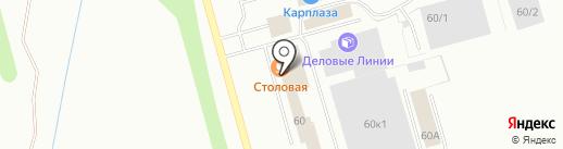 ККМ-Сервис на карте Кемерово