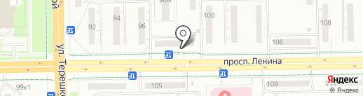 Секция каратэ на карте Кемерово