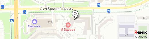 Home Hotel на карте Кемерово