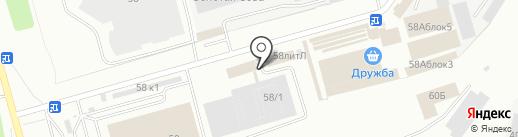 Ферекс-Сибирь на карте Кемерово