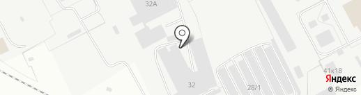 МЕБЕЛЬНЫЙ ДОМ на карте Кемерово