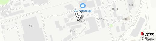 Вилюй на карте Кемерово