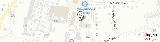 CFAutocolor на карте Ленинска-Кузнецкого