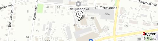 ТД Венеция на карте Ленинска-Кузнецкого