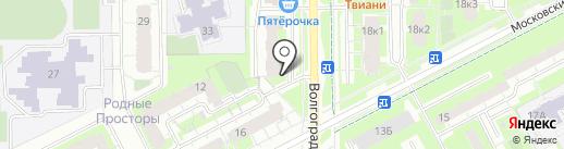 Арт-СБ на карте Кемерово