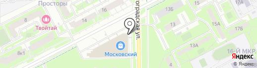 Джаз на карте Кемерово