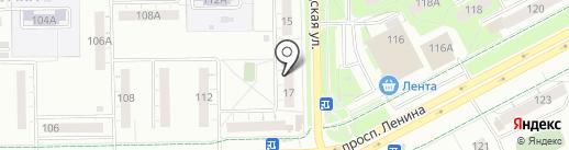 Голдальянс на карте Кемерово