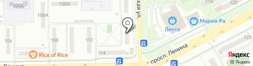 Ломбард Успешный на карте Кемерово