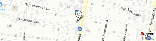 Аптека на карте Ленинска-Кузнецкого