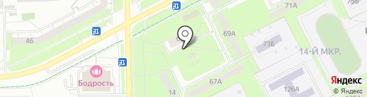 Giropro.ru на карте Кемерово