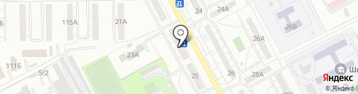 Добрые Продукты на карте Кемерово