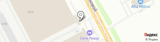 PROдвижение на карте Кемерово