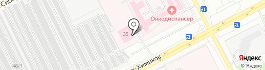Кемеровское областное патологоанатомическое бюро на карте Кемерово
